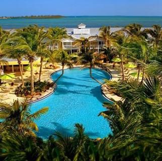 Marriott Courtyard Waterfront Hotel, Key West
