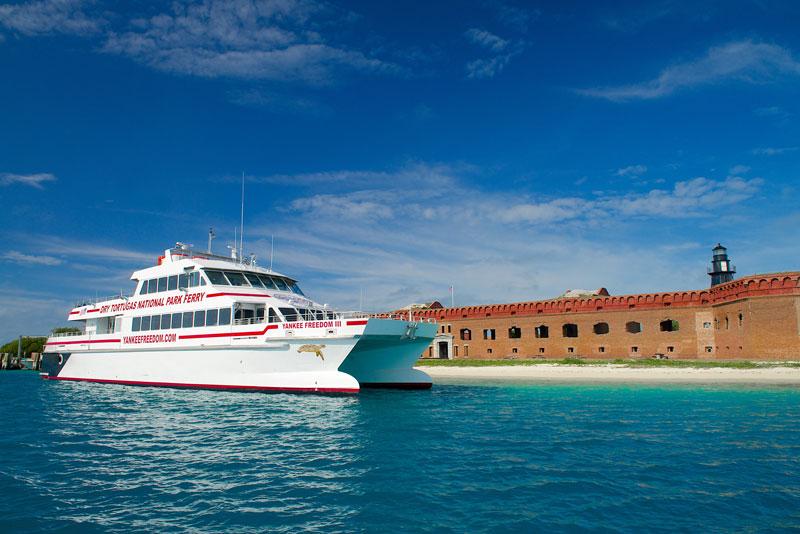 Yankee Freedom III – Dry Tortugas National Park Ferry