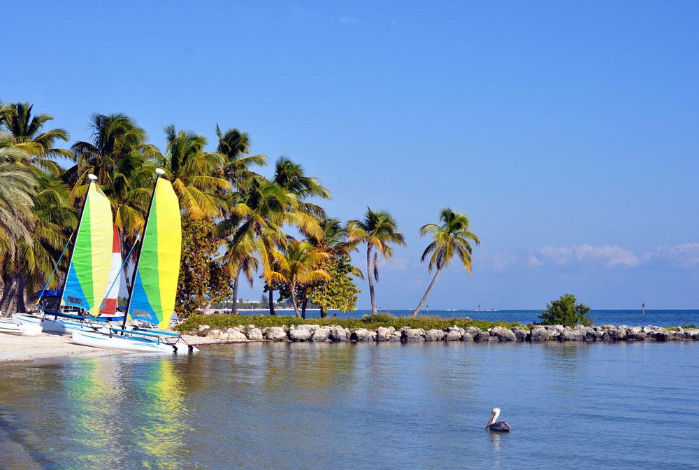 Key West Vacation Resorts Beach