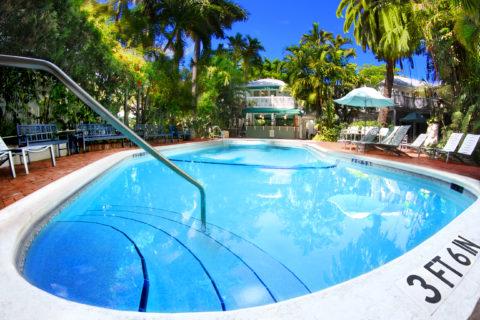 The Gardens Hotel, Key West FL