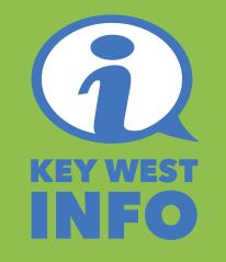 Key West Info Center, Florida